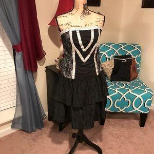 EUC Black Party Dress!
